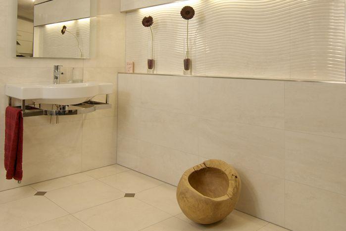 Badezimmer fliesen ausstellung  Große & moderne Fliesenausstellung - Fliesen Heidkamp aus Bergisch ...